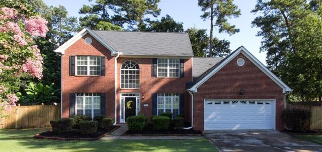 2206 Baker Carter Drive, Loganville, GA 30052 (MLS #6033851) :: RE/MAX Prestige