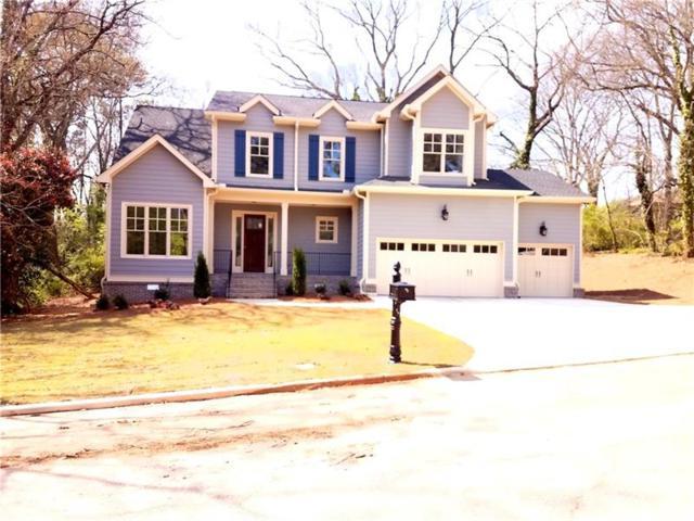 3463 Napoleon Street, College Park, GA 30337 (MLS #6033936) :: RE/MAX Paramount Properties