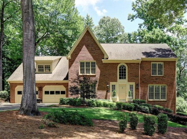 1946 Willeo Creek Point, Marietta, GA 30068 (MLS #6034319) :: RCM Brokers