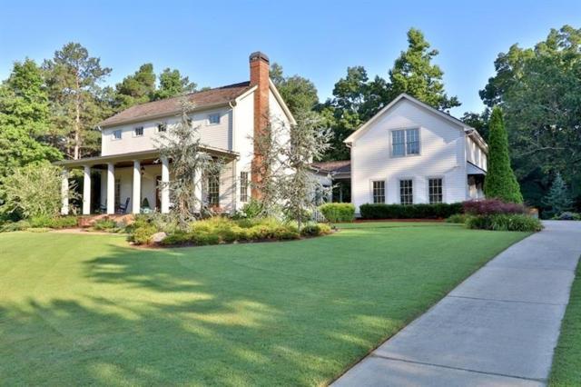 166 Lakeside Drive, Dawsonville, GA 30534 (MLS #6035008) :: RE/MAX Paramount Properties