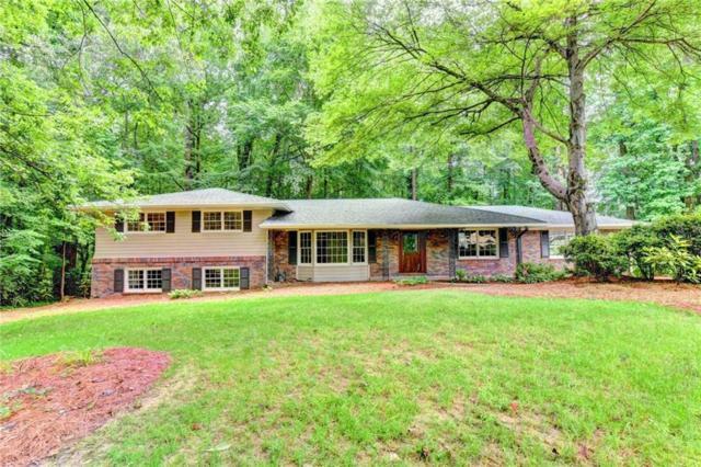 1561 Springfield Court, Dunwoody, GA 30338 (MLS #6035416) :: Kennesaw Life Real Estate