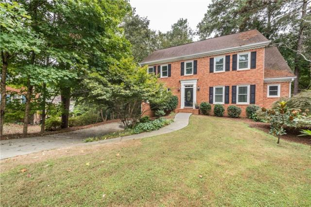 1851 Linnet Court NE, Roswell, GA 30075 (MLS #6035419) :: Five Doors Roswell | Five Doors Network