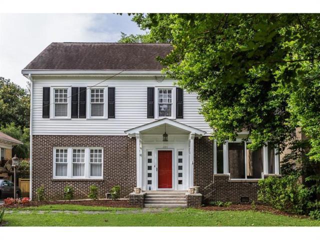 1131 Briarcliff Place NE, Atlanta, GA 30306 (MLS #6035468) :: RE/MAX Paramount Properties