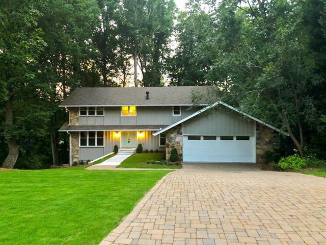180 Old College Way, Sandy Springs, GA 30328 (MLS #6035678) :: RE/MAX Paramount Properties