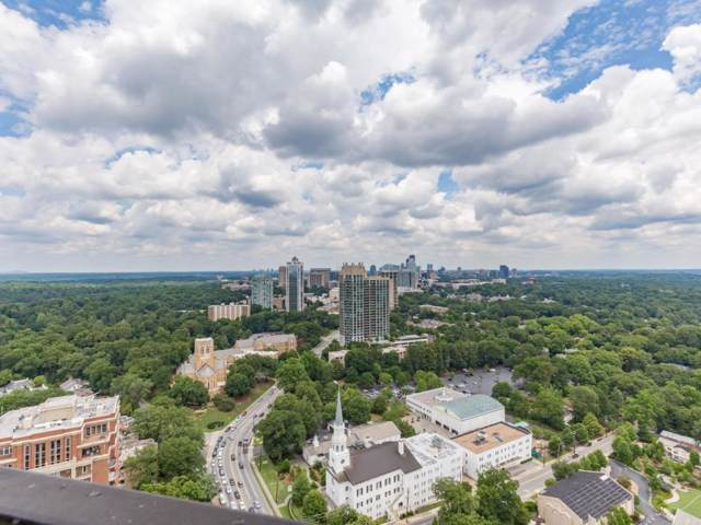 2660 Peachtree Road 39F, Atlanta, GA 30305 (MLS #6036451) :: Rich Spaulding