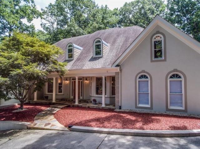 3395 Spalding Drive, Atlanta, GA 30350 (MLS #6036744) :: The Hinsons - Mike Hinson & Harriet Hinson