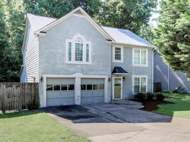 1612 Barrier Road, Marietta, GA 30066 (MLS #6036931) :: North Atlanta Home Team