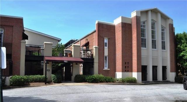 985 Ponce De Leon Avenue #409, Atlanta, GA 30306 (MLS #6037169) :: North Atlanta Home Team