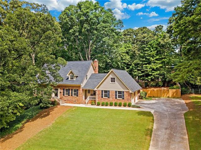 5112 Hensley Drive, Atlanta, GA 30338 (MLS #6037185) :: RE/MAX Paramount Properties