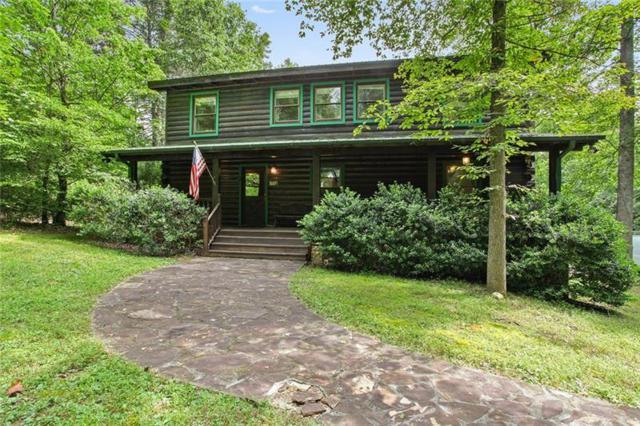 293 Falcon Drive, Blairsville, GA 30512 (MLS #6037238) :: Iconic Living Real Estate Professionals
