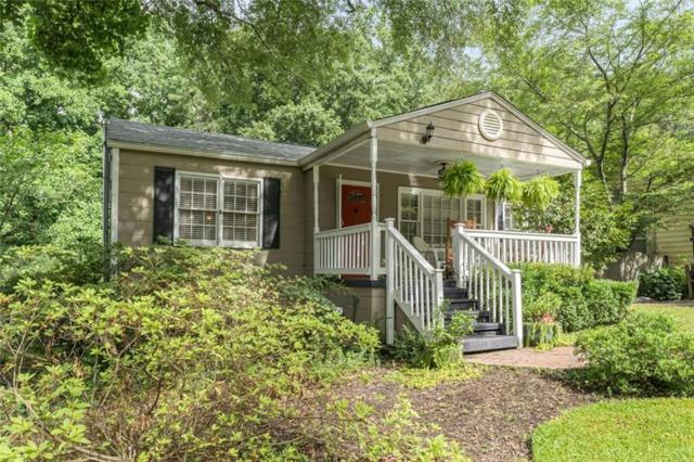 1110 Janes Lane NE, Atlanta, GA 30324 (MLS #6037240) :: RE/MAX Paramount Properties