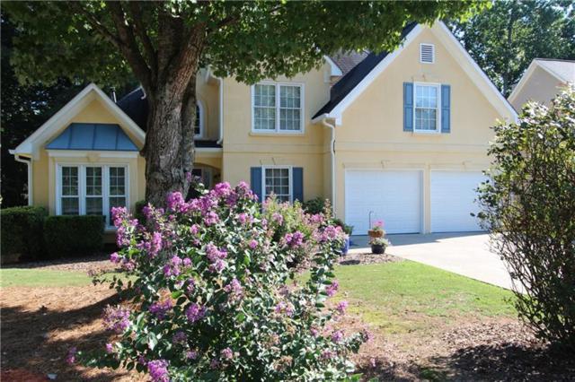610 Ridge Crossing, Woodstock, GA 30189 (MLS #6037307) :: Path & Post Real Estate