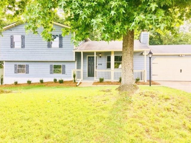 496 Sheppard Road, Stone Mountain, GA 30083 (MLS #6037447) :: RE/MAX Paramount Properties