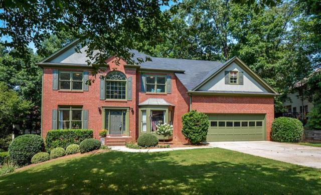 315 Keaton Court, Alpharetta, GA 30005 (MLS #6037746) :: North Atlanta Home Team