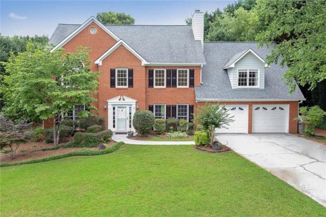 215 Crabapple Chase Court, Alpharetta, GA 30004 (MLS #6037900) :: The Hinsons - Mike Hinson & Harriet Hinson