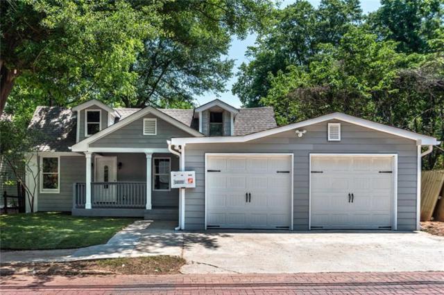 964 Hill Street SE, Atlanta, GA 30315 (MLS #6037999) :: Iconic Living Real Estate Professionals