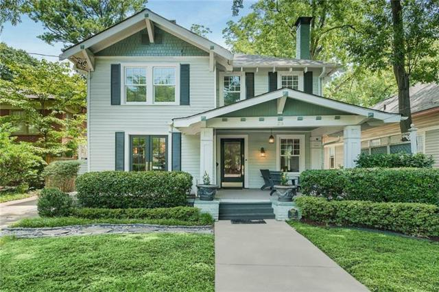 29 Avery Drive NE, Atlanta, GA 30309 (MLS #6038026) :: North Atlanta Home Team