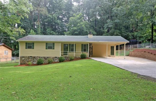 3492 Memorial Parkway, Kennesaw, GA 30152 (MLS #6038205) :: Kennesaw Life Real Estate