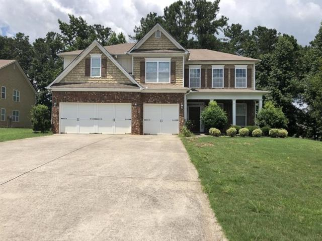282 Oakbridge Drive, Douglasville, GA 30134 (MLS #6038293) :: The Russell Group