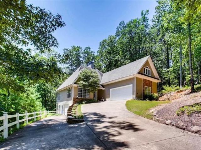 157 N White Eagle Drive N, Waleska, GA 30183 (MLS #6039364) :: North Atlanta Home Team