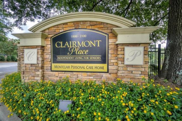 1800 Clairmont Lake #718, Decatur, GA 30033 (MLS #6039398) :: RE/MAX Paramount Properties
