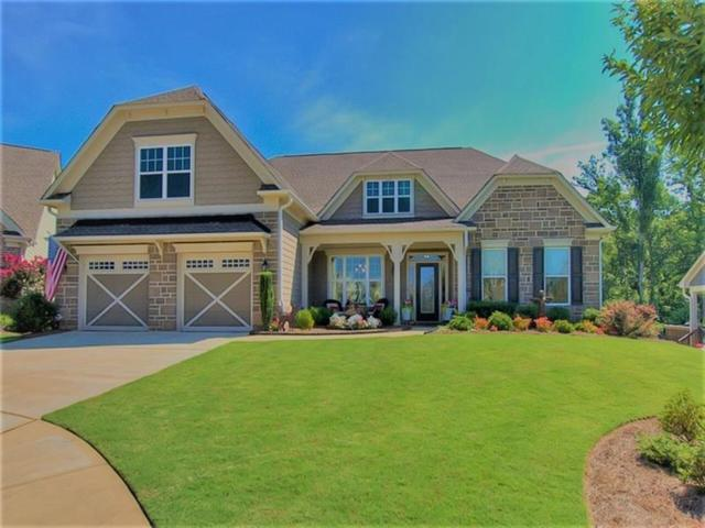 3460 Great Oak Drive SW, Gainesville, GA 30504 (MLS #6039752) :: The Russell Group