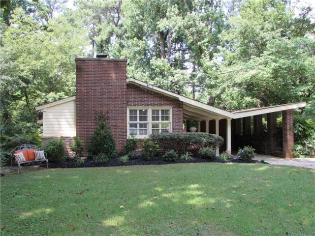 3861 Greenhill Drive, Atlanta, GA 30341 (MLS #6039806) :: North Atlanta Home Team