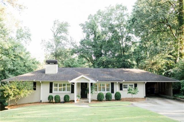 501 Brookfield Drive, Atlanta, GA 30342 (MLS #6039884) :: RCM Brokers