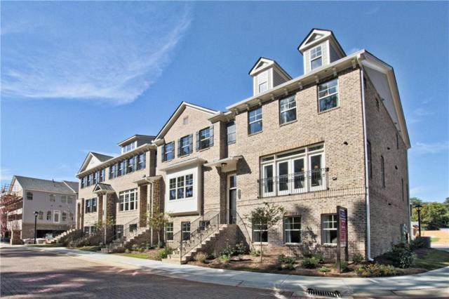 3712 Benton Lane #09, Chamblee, GA 30041 (MLS #6040064) :: North Atlanta Home Team