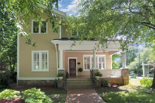 1288 Euclid Avenue NE, Atlanta, GA 30307 (MLS #6040165) :: The Zac Team @ RE/MAX Metro Atlanta