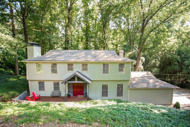 2486 Melinda Drive NE, Atlanta, GA 30345 (MLS #6040595) :: RCM Brokers