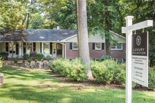 4181 Brookview Drive SE, Atlanta, GA 30339 (MLS #6040987) :: The Hinsons - Mike Hinson & Harriet Hinson
