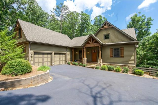 59 Bee Balm Way, Big Canoe, GA 30143 (MLS #6041071) :: QUEEN SELLS ATLANTA