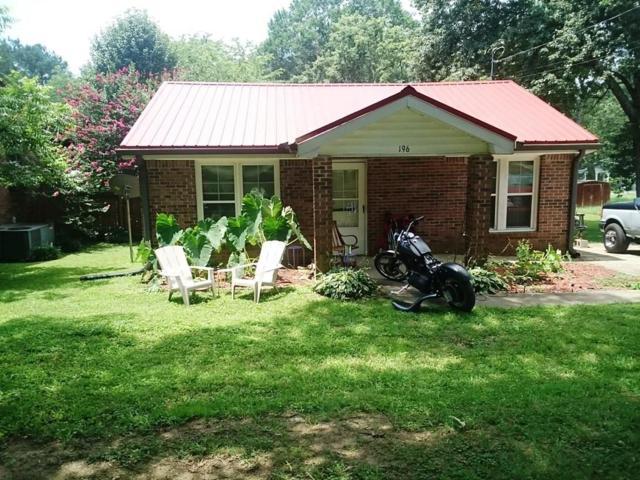 196 Underwood Dairy Road, Summerville, GA 30747 (MLS #6041121) :: The Cowan Connection Team