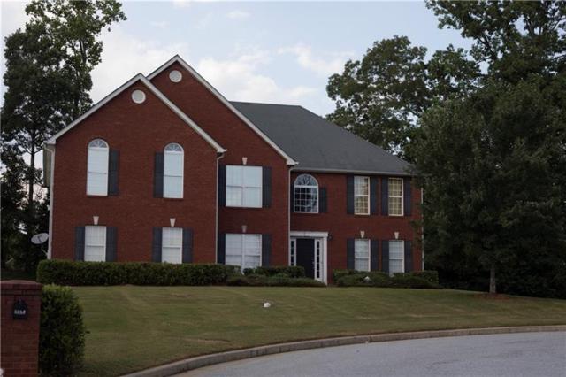 4696 Mayer Trace, Ellenwood, GA 30294 (MLS #6041138) :: RE/MAX Paramount Properties