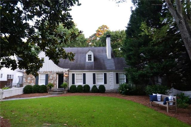 3072 Peachtree Drive NE, Atlanta, GA 30305 (MLS #6041328) :: RE/MAX Paramount Properties