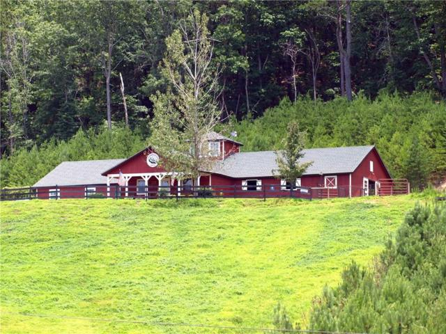 909 Upper Salem Church Road, Jasper, GA 30143 (MLS #6041525) :: Path & Post Real Estate