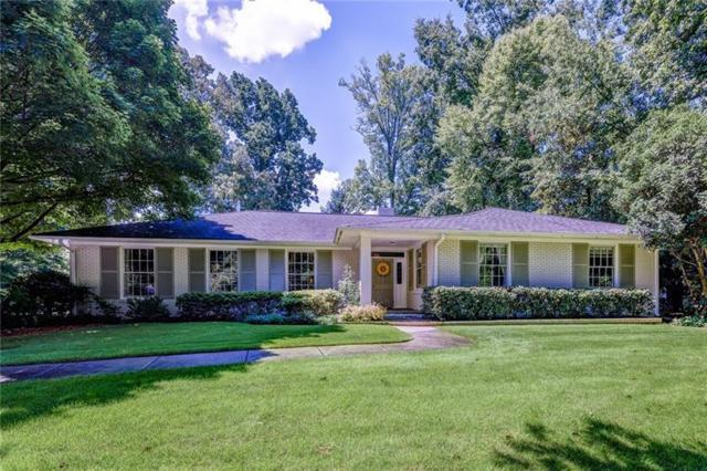 733 Old Ivy Road NE, Atlanta, GA 30342 (MLS #6041782) :: The Hinsons - Mike Hinson & Harriet Hinson
