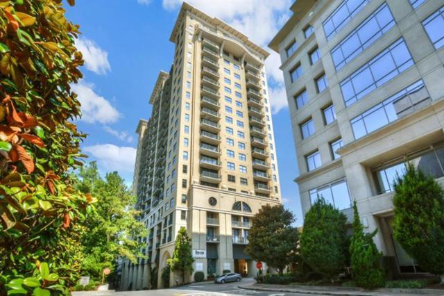 3040 Peachtree Road NW #213, Atlanta, GA 30305 (MLS #6041905) :: RE/MAX Paramount Properties