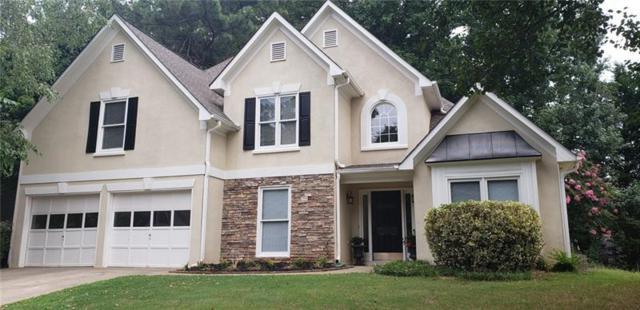619 Ridge Crossing Drive, Woodstock, GA 30189 (MLS #6042020) :: Path & Post Real Estate
