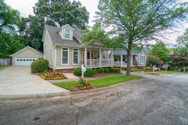 215 Ridley Lane, Decatur, GA 30030 (MLS #6042098) :: RE/MAX Paramount Properties