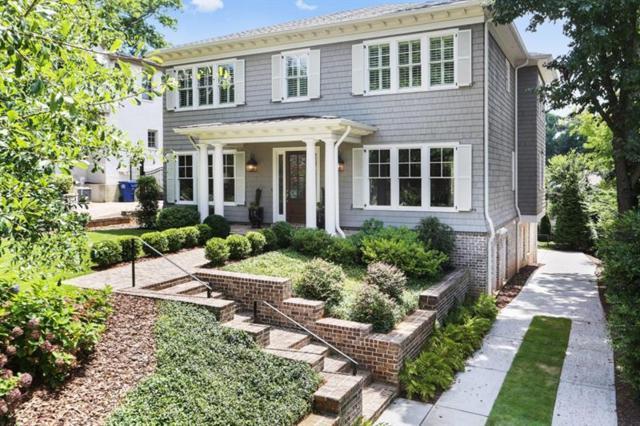 1368 Northview Avenue NE, Atlanta, GA 30306 (MLS #6042127) :: Kennesaw Life Real Estate