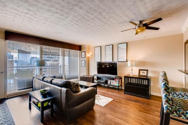 620 Peachtree Street NE #1602, Atlanta, GA 30308 (MLS #6042715) :: North Atlanta Home Team