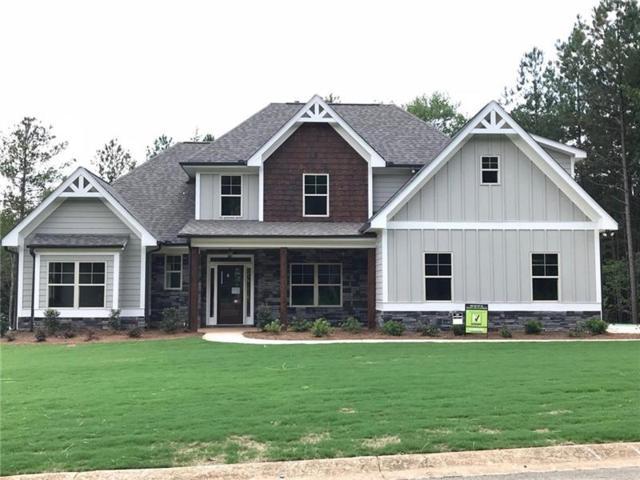 607 Red Leaf Way, Canton, GA 30114 (MLS #6043120) :: Path & Post Real Estate