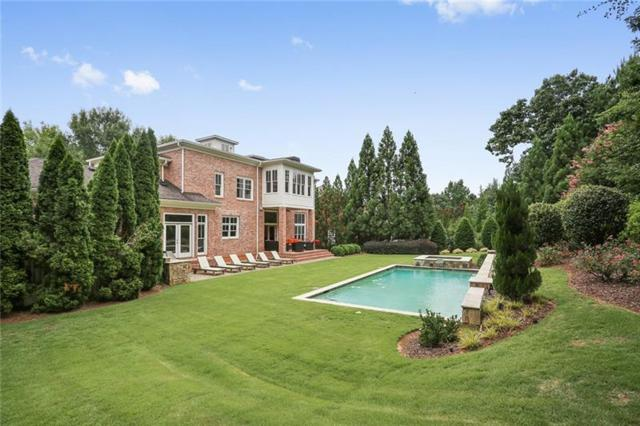 8641 Ellard Drive, Alpharetta, GA 30022 (MLS #6043133) :: Iconic Living Real Estate Professionals