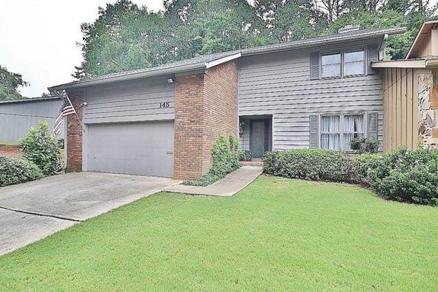 145 Starboard Point, Roswell, GA 30076 (MLS #6043151) :: RE/MAX Paramount Properties