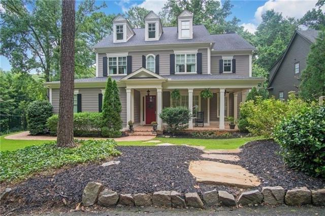 2599 Ridgewood Terrace NW, Atlanta, GA 30318 (MLS #6043245) :: North Atlanta Home Team