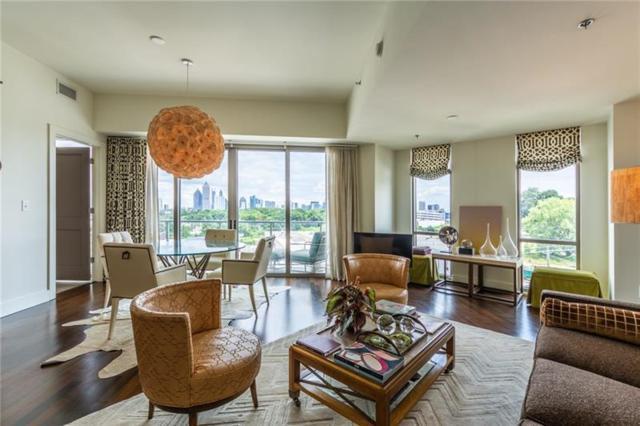 1100 Howell Mill Road NW #513, Atlanta, GA 30318 (MLS #6043353) :: Charlie Ballard Real Estate