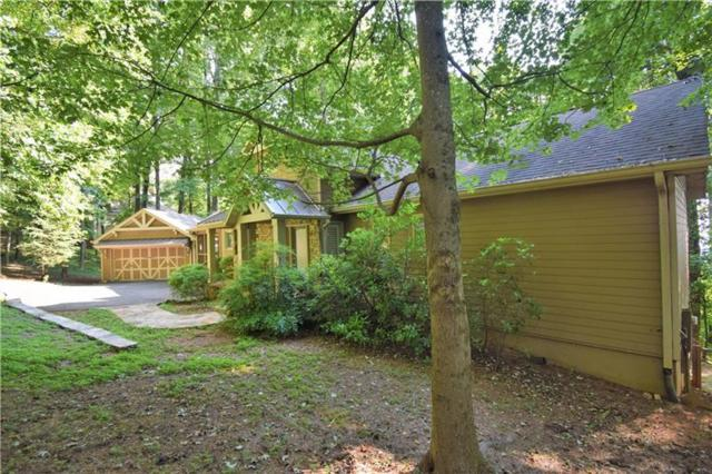 2023 Ridgeview Drive, Big Canoe, GA 30143 (MLS #6043473) :: RCM Brokers