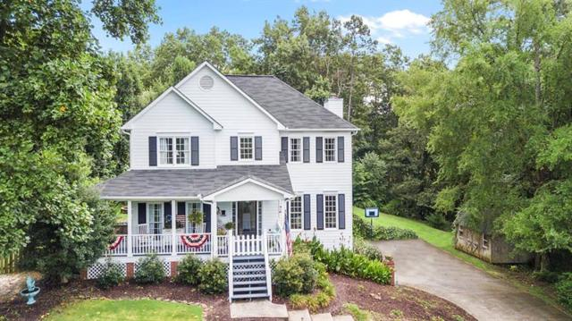 27 Idlewood Drive NW, Cartersville, GA 30121 (MLS #6043768) :: Kennesaw Life Real Estate